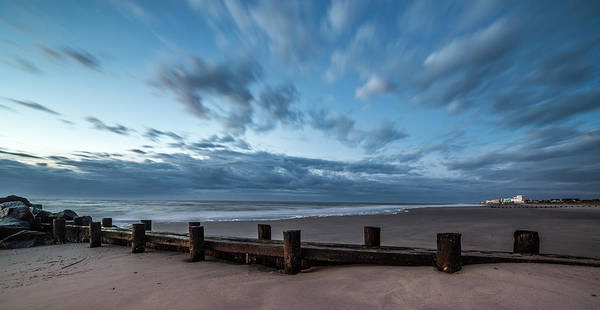 Photograph - Folly Beach Clouds In Motion by Donnie Whitaker