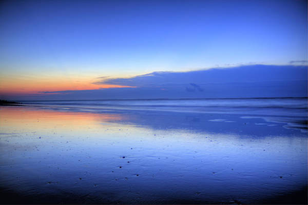 Lowcountry Photograph - Folly Beach Dawn by Dustin K Ryan