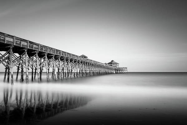 Wall Art - Photograph - Folly Beach Pier by Ivo Kerssemakers