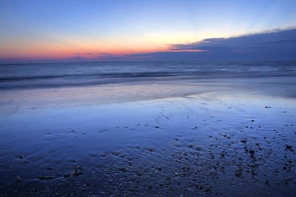 Lowcountry South Carolina Photograph - Folly Beach Rays by Dustin K Ryan
