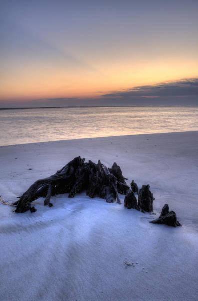 Lowcountry Photograph - Folly Beach Sunrise by Dustin K Ryan