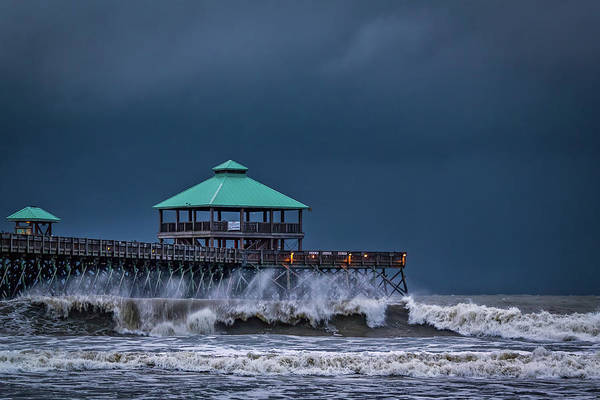 Wall Art - Photograph - Folly Storm by Drew Castelhano