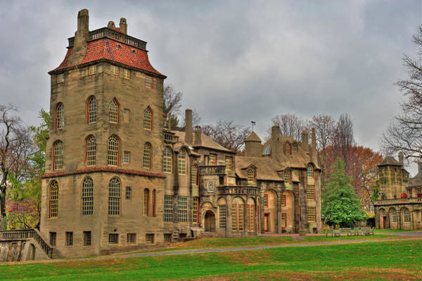 Photograph - Fonthill Castle by William Jobes