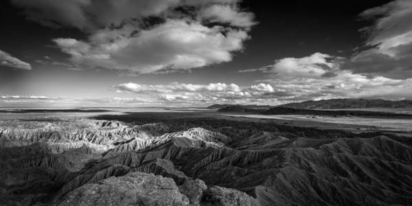 Badlands Photograph - Font's Light by Peter Tellone