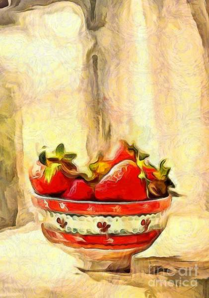 Painting - Food For Thought Favorites by Catherine Lott