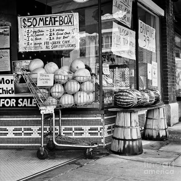 Photograph - Food Market 1 by Patrick M Lynch