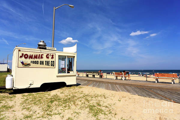 Photograph - Food On The Go by John Rizzuto