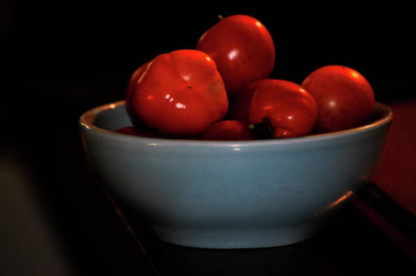 Photograph - Food Tasty Tomatoes by Lesa Fine