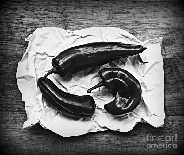 Daguerrotype Photograph - Food Variations by Clare Bevan