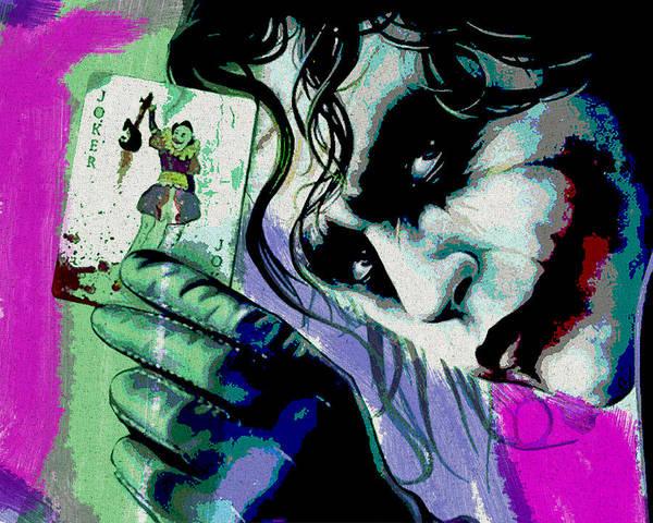 Tarot Deck Digital Art - Fool's Journey by Mr Bigg Makk
