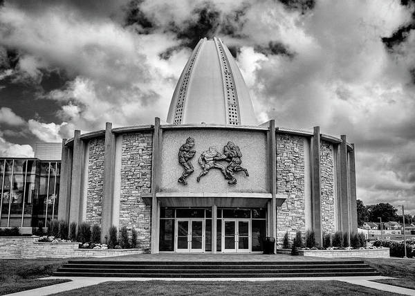 Wall Art - Photograph - Football Hall Of Fame #2 by Stephen Stookey