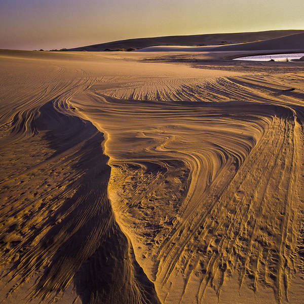 Photograph - Footprint Of The Wind by Robert Potts