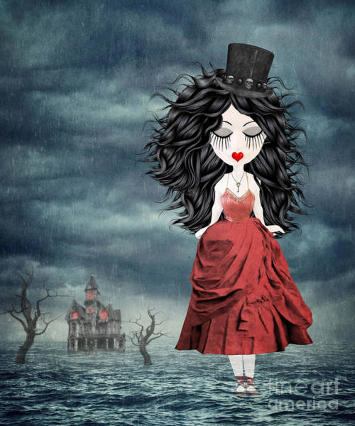 Tim Burton Wall Art - Photograph - For Ever And Ever by Juli Scalzi