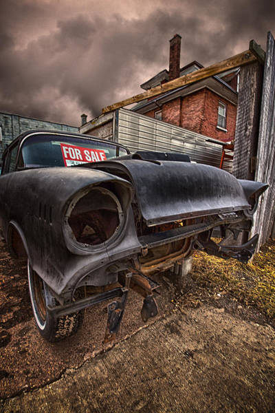 Abandonment Photograph - For Sale by Jakub Sisak