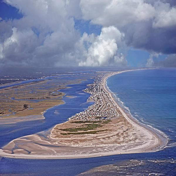 North Atlantic Photograph - Best Kept Secret Aerial Shhh by Betsy Knapp