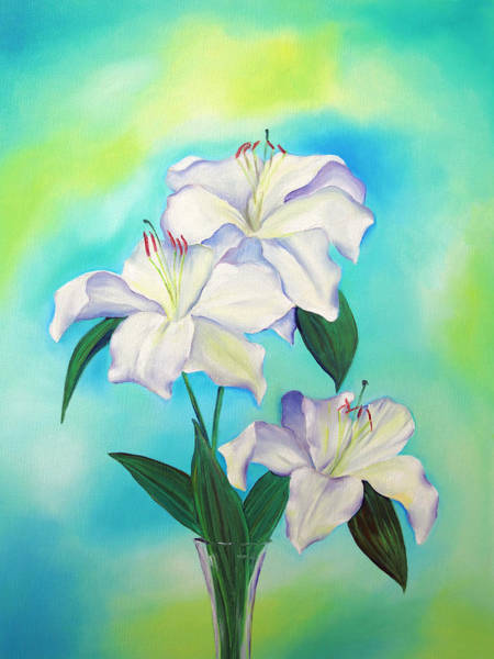 Painting - For You by Elizabeth Lock