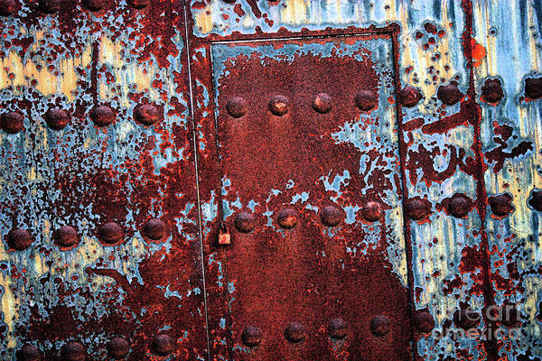 Photograph - Forbidden Door  by Carol Groenen