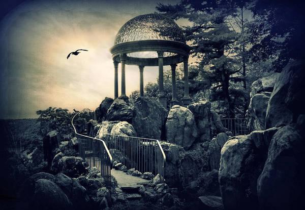 Atmospherics Wall Art - Photograph - Forbidden by Jessica Jenney