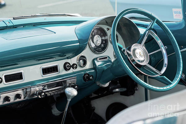 Photograph - Ford Fairlane Victoria 03 by Rick Piper Photography