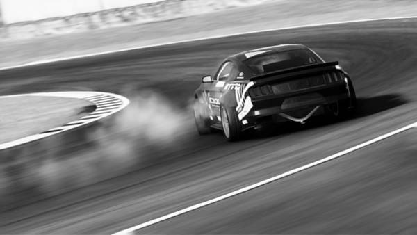 Photograph - Ford Mustang Rtr, 2017 - 48 by Andrea Mazzocchetti