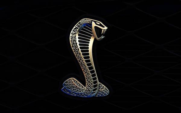 Animal Digital Art - Ford Mustang Shelby Cobra Gt 500 by Super Lovely