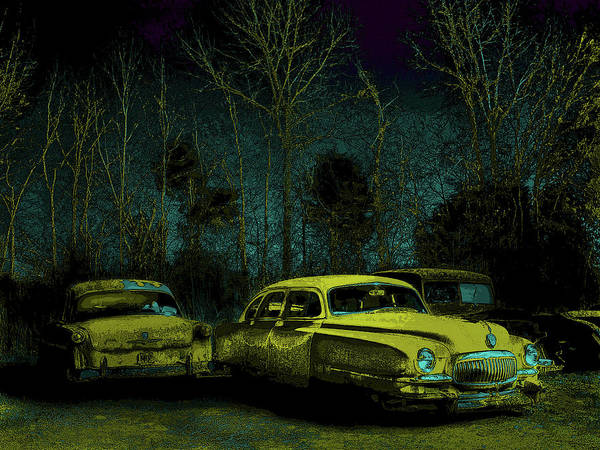 Wall Art - Photograph - Ford-o-matic And Friends by David A Brown
