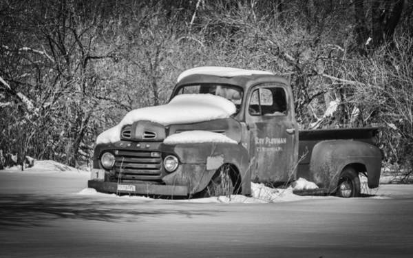 Photograph - Ford Truck 2016-1  by Thomas Young