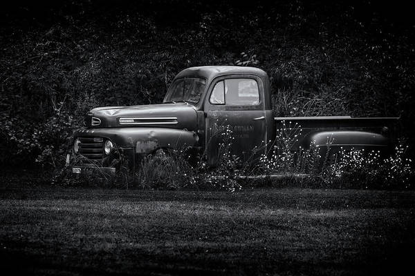 Photograph - Ford Truck 2017-1 by Thomas Young