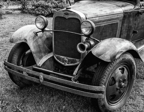 Photograph - Ford Truck In The Fullness Of Time by Gary Karlsen