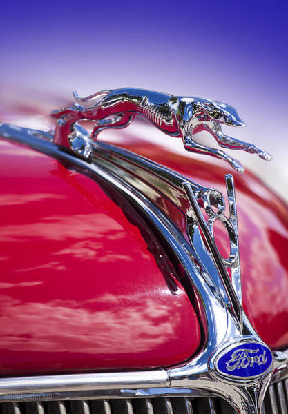 Photograph - 1936 Ford V8 by Ed Dooley