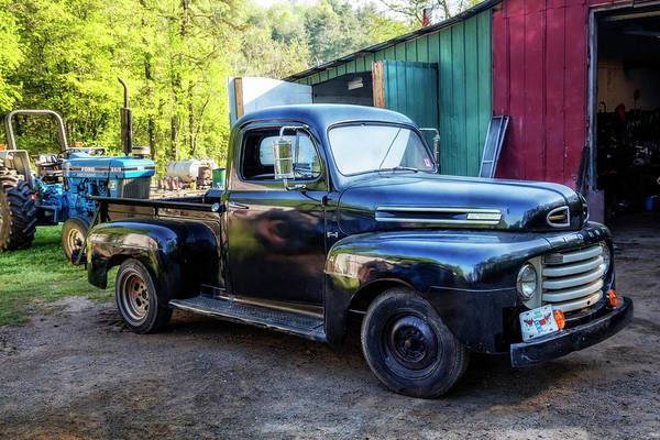 Wall Art - Photograph - Fords by Debra and Dave Vanderlaan