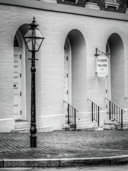 Photograph - Ford's Theatre  by Ross Henton