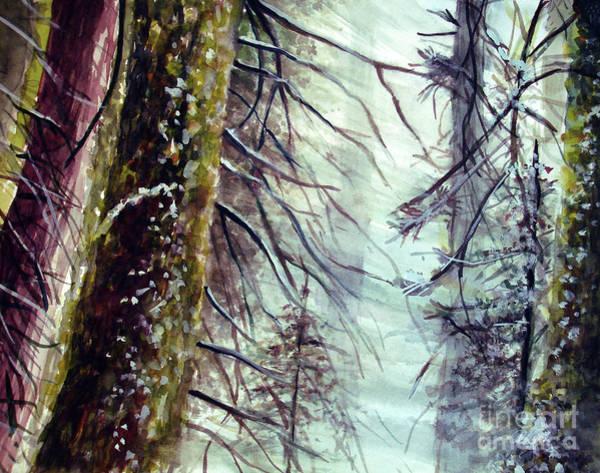 Painting - Forest Talk by Allison Ashton