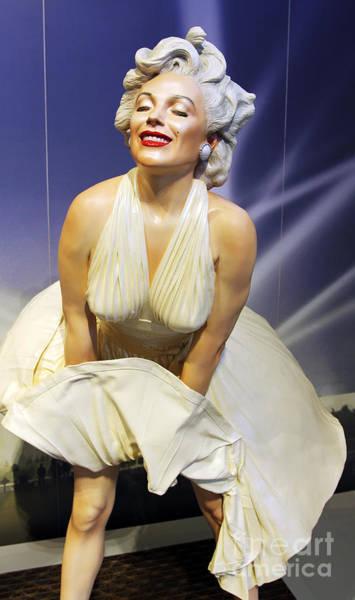 Photograph - Forever Marilyn by Jennifer Robin