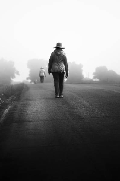 For Her Photograph - Forever Road by Matthew Blum