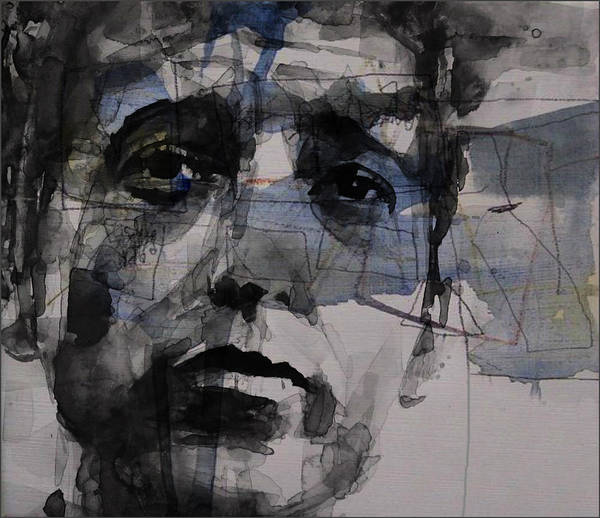 Wall Art - Painting - Forever Young  by Paul Lovering