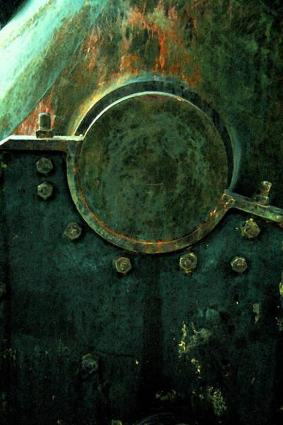 Digital Art - Forged In Green by Lucas Boyd