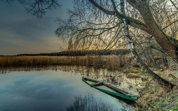 Photograph - Forgotten And Sunk by Julis Simo