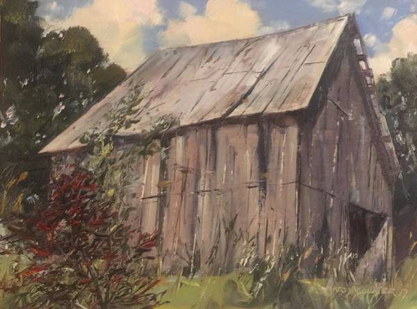 Painting - Forgotten by Marty Coulter