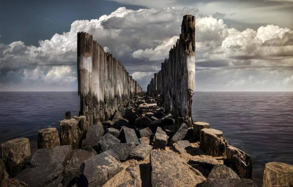 Wall Art - Photograph - Forgotten Path by Jaroslaw Blaminsky