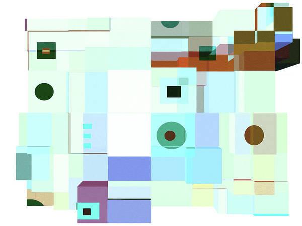 Variation Mixed Media - Formality 19 by Lynda Lehmann