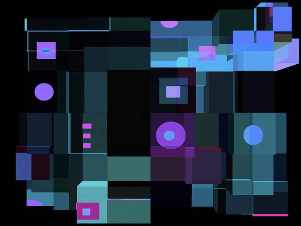 Variation Mixed Media - Formality 4 by Lynda Lehmann