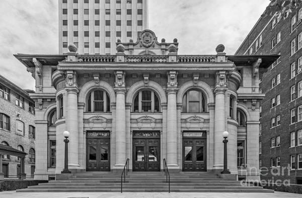 Photograph - Former Salt Lake City Library by Sue Smith