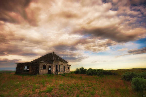 Photograph - Forsaken Property by Dee Browning
