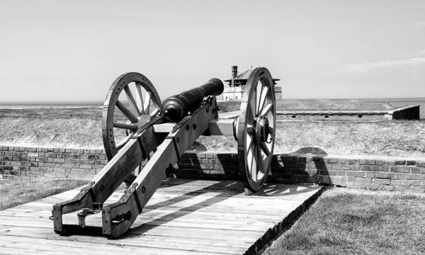 1812 Photograph - Fort 8 by Peter Chilelli