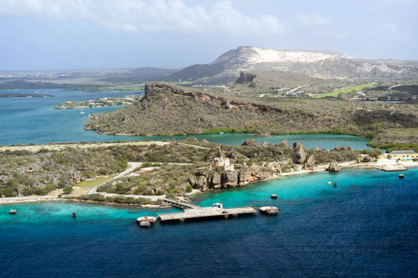 Photograph - Fort Beekenburg On Curacao by For Ninety One Days