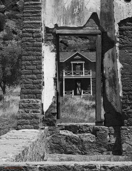 Photograph - Fort Davis by Brandy Beverly