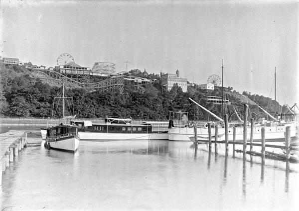 Photograph - Fort George Amusement Park by Cole Thompson