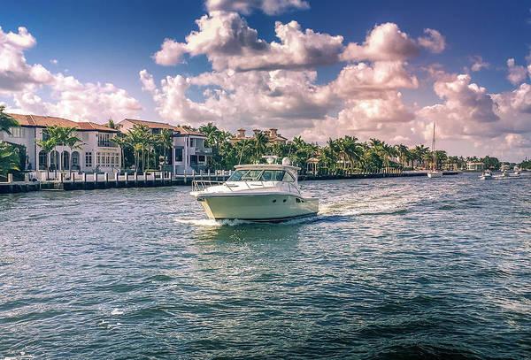 Wall Art - Photograph - Fort Lauderdale, Florida by Art Spectrum