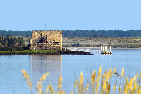 Wall Art - Photograph - Fort Matanzas by Rick Mann